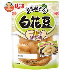 送料無料 【2ケースセット】 フジッコ おまめさん 白花豆 145g×10袋入×(2ケース)