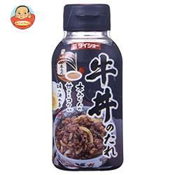 【送料無料】 ダイショー 牛丼のたれ 175g×20本入