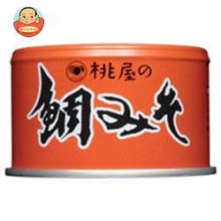 送料無料 【2ケースセット】 桃屋 鯛みそ 170g缶×24個入×(2ケース)