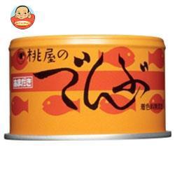 送料無料 【2ケースセット】 桃屋 あまだきでんぶ 80g缶×24個入×(2ケース)