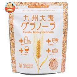 送料無料 西田精麦 九州大麦グラノーラ 200g×12袋入