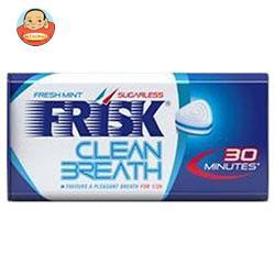 送料無料 【2ケースセット】 クラシエ FRISK(フリスク) クリーンブレス フレッシュミント 35g×9個入×(2ケース)