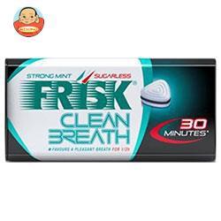 送料無料 【2ケースセット】 クラシエ FRISK(フリスク) クリーンブレス ストロングミント 35g×9個入×(2ケース)