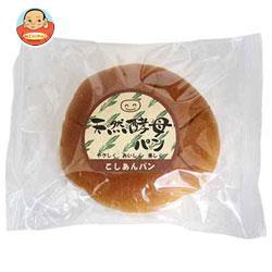 【送料無料】【2ケースセット】 天然酵母パン こしあんパン 12個入×(2ケース)