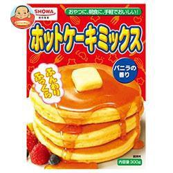 送料無料 【2ケースセット】昭和産業(SHOWA)ホットケーキミックス300g×20箱入×(2ケース)