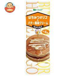 【送料無料】 アヲハタ ヴェルデ ハチミツオリゴ& バター風味クリーム 13g×4×12袋入