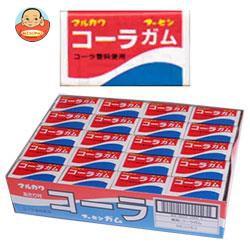 送料無料 【2ケースセット】 丸川製菓 コーラガム 60個入×2箱入×(2ケース)