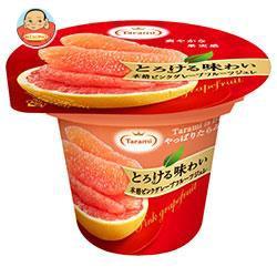 送料無料 たらみ とろける味わい 本格ピンクグレープフルーツジュレ 210g×18(6×3)個入