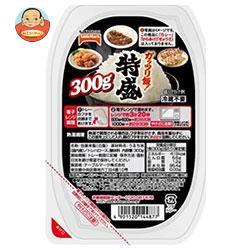 【送料無料】【2ケースセット】 テーブルマーク ガッツリ飯!特盛1食 300g×24(12×2)個入×(2ケース)