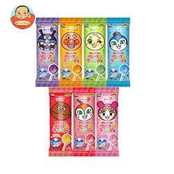 送料無料 【2ケースセット】 不二家 アンパンマン ペロペロキャンディ 1本×25袋入×(2ケース)