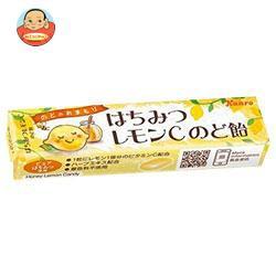 送料無料 カンロ はちみつレモンCのど飴 スティックタイプ 11粒×10個入