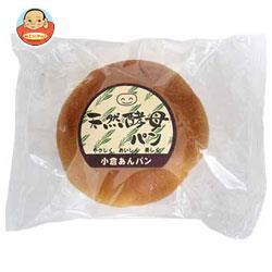 【送料無料】 天然酵母パン 小倉あんパン 12個入