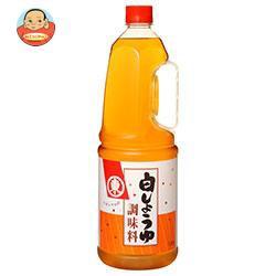 【送料無料】【2ケースセット】ヒガシマル醤油白しょうゆ調味料ハンディ1.8L×6本入×(2ケース)