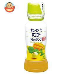 【送料無料】【2ケースセット】 キューピー マンゴードレッシング 180mlペットボトル×12本入×(2ケース)