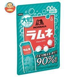 送料無料 【2ケースセット】 森永製菓 大粒ラムネ 41g×10袋入×(2ケース)