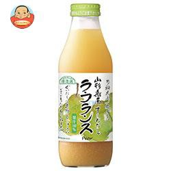 送料無料 【2ケースセット】 マルカイ 順造選 ラ・フランス 500ml瓶×12本入×(2ケース)