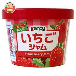 【送料無料】【2ケースセット】 カンピー 紙カップ いちごジャム 140g×6個入×(2ケース)
