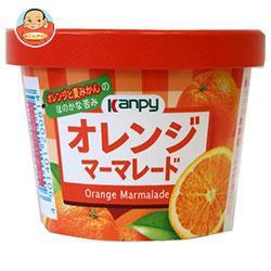 送料無料 カンピー 紙カップ オレンジマーマレード 140g×6個入