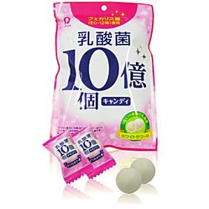 【送料無料】パイン 乳酸菌10億個 70g×10袋入 [キャンディー][のしOK]big_dr