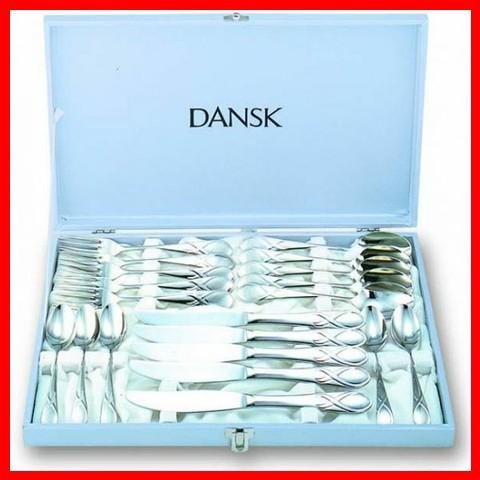 DANSK リーフ ディナー 20PC 121509030025[プラザセレクト] 送料無料
