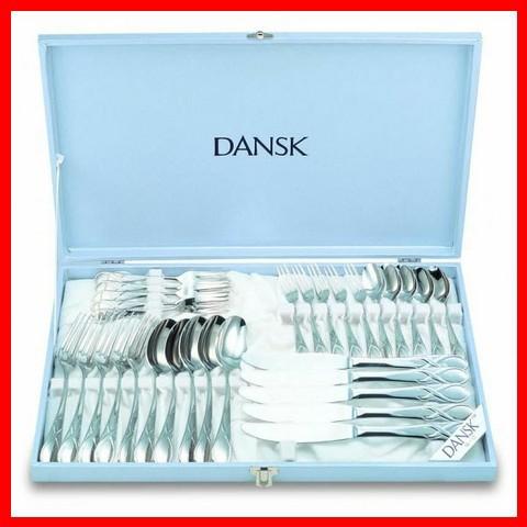 DANSK リーフ ディナー 30PC 121509030026[プラザセレクト] 送料無料