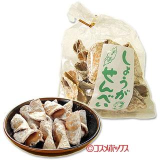 【●お取り寄せ】菊水製菓 しょうがせんべい 140g