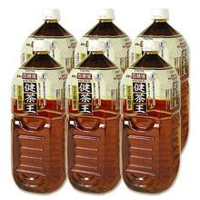 【●お取り寄せ】カルピス 健茶王 すっきり烏龍茶 2L×6本(ケース販売)