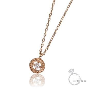 dc7ff25b5ca8f9 me. ダイヤ/サークルネックレス 【ネックレス】【necklace】【首飾り ...