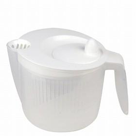 野菜水切り器 サラダスピナー グリップ式  ( キッチンツール )