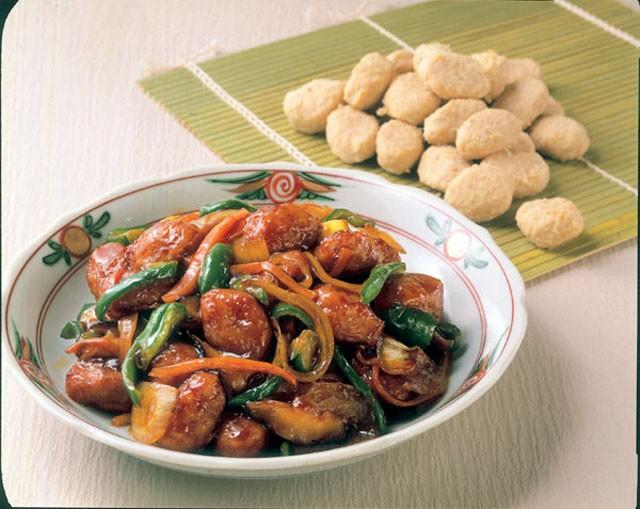 チキンだんご 1kg【鳥肉】【つくね】【冷凍】(fn70601) 鍋やおでん、お弁当に