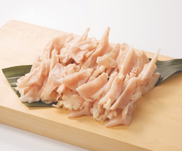 ブラジル産 鳥胸軟骨(ヤゲン軟骨)肉つき 1kg