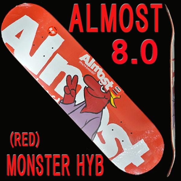 ALMOST/オールモスト MONSTER ...