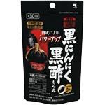小林製薬の栄養補助食品 熟成黒にんにく黒酢もろみ 300mg×90粒[配送区分:A]
