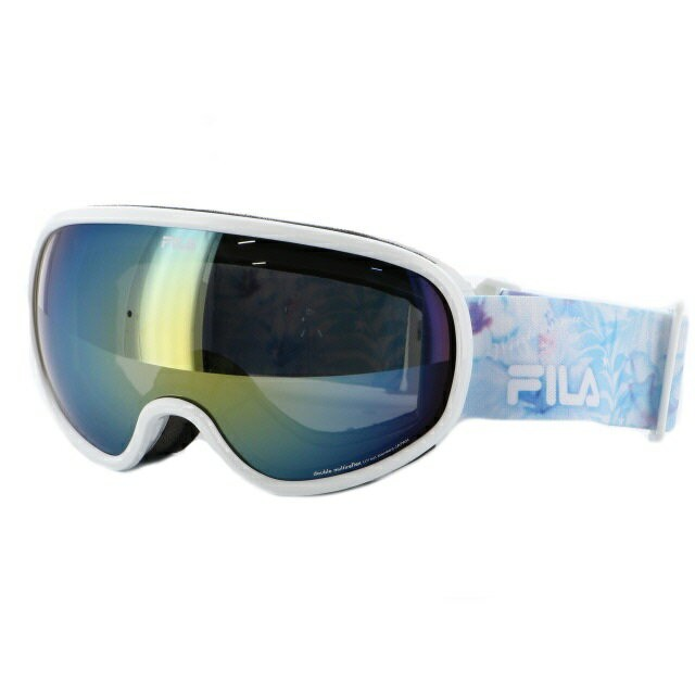 フィラ (FG8010J) メンズ スキー/スノーボード ゴーグル FILA