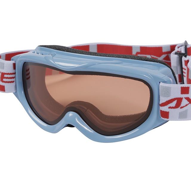 アックス (250-WD BL2) ジュニア(キッズ・子供) スキー/スノーボード ゴーグル AXE