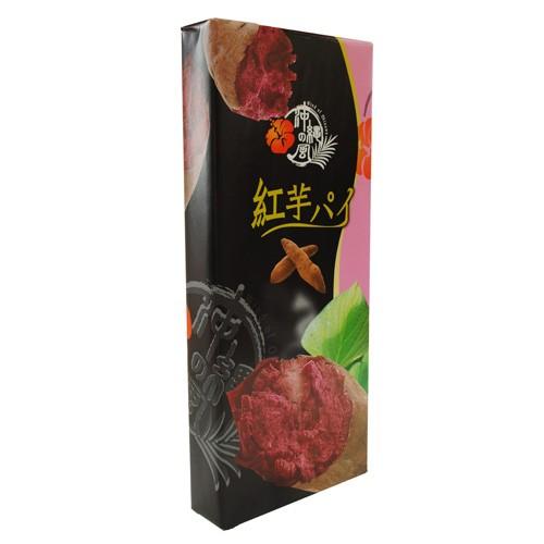 フルーツパイ紅芋(小) 10枚入|取り寄せ|おやつ|贈り物[食べ物>スイーツ・ジャム>パイ]