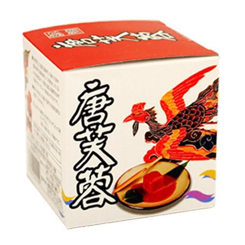 紅濱の唐芙蓉(豆腐よう) 5個瓶(紅) 発酵食品 アミノ酸 泡盛[食べ物>沖縄料理>とうふよう]