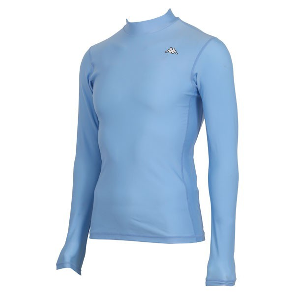 17FW カッパ(Kappa) ロングノースリーブコンプレッションシャツ KF412UT31-NAB