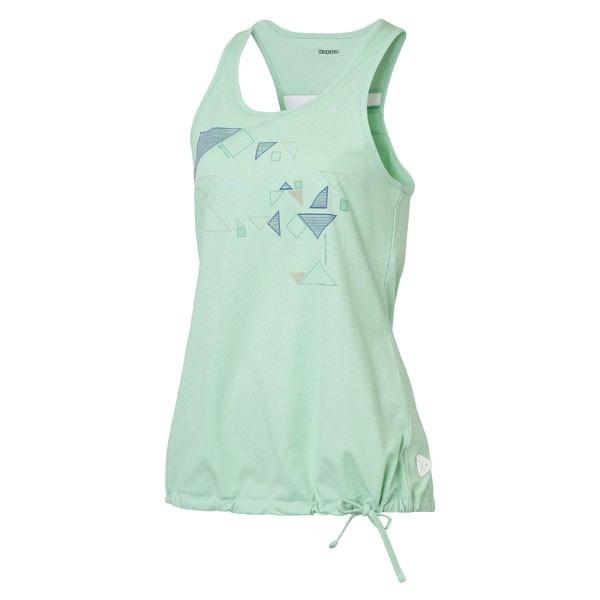 17FW カッパ(Kappa) ノースリーブシャツ(WOMEN'S) KM522TN61-PG