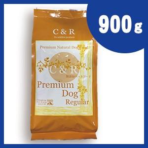 C R プレミアムドッグ レギュラー(普通粒) 900g (2ポンド) ラム肉ベースドッグフード (旧SGJプロダクツ)【正規品】