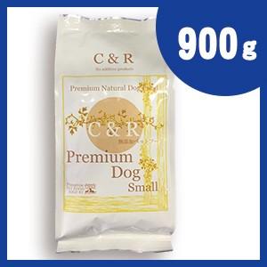 C R プレミアムドッグ スモール(小粒) 900g (2ポンド) ラム肉ベースドッグフード (旧SGJプロダクツ)【正規品】