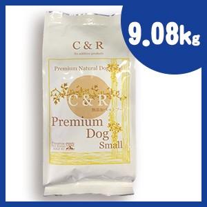 C R プレミアムドッグ スモール(小粒) 9.08kg (20ポンド) ラム肉ベースドッグフード (旧SGJプロダクツ)【正規品】
