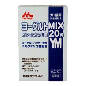 ワンラック ヨーグルトMIX 20g×6包 【国産品】