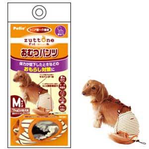 老犬介護用 おむつパンツK Mサイズ 小型犬向