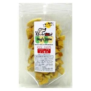 ドッグステーブル お米チップス エゾ鹿肉 25g (犬用おやつ)