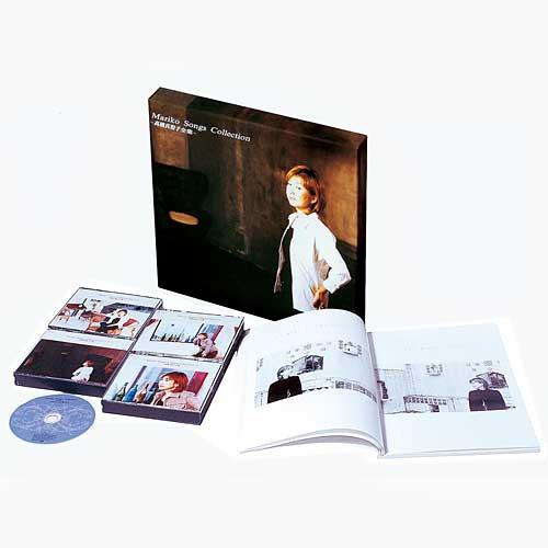 Mariko Songs Collection 高橋真梨子全集 CD12枚組 VCS-1100【送料無料】