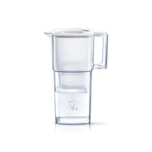 ブリタ 浄水器 ポット 浄水部容量:1.1L(全容量:2.2L) リクエリ マクストラプラス カートリッジ 1個付き 【日本正規品】塩素 水垢 不純物