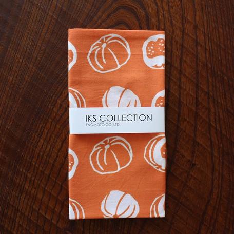 日本製 注染 手ぬぐい かぼちゃ ギフト 手拭い タオル 食べ物 野菜 綿100% ハロウィン 和雑貨 || バス トイレ ランドリー てぬぐい