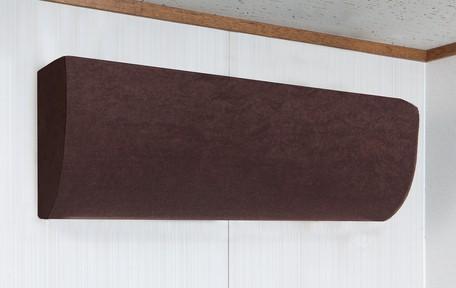 のびのび ストレッチ エアコンカバー    ファブリック 敷物 マルチカバー
