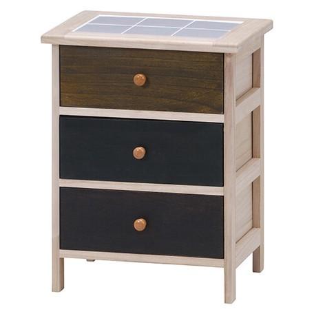 桐製 マルチカラフルボックス シンクエ 2 3サイズ展開 || 家具 収納家具 タンス チェスト